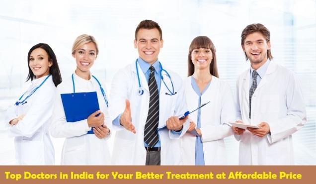 Top Doctors in India