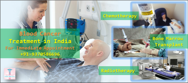 How can you get Blood Cancer Treatment in India