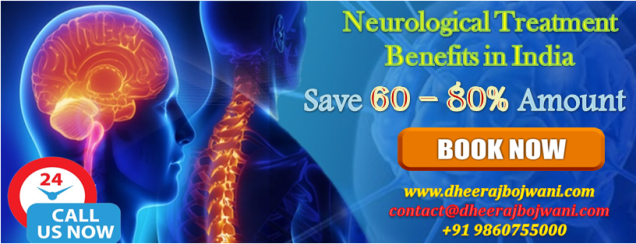 neurological treatment in india