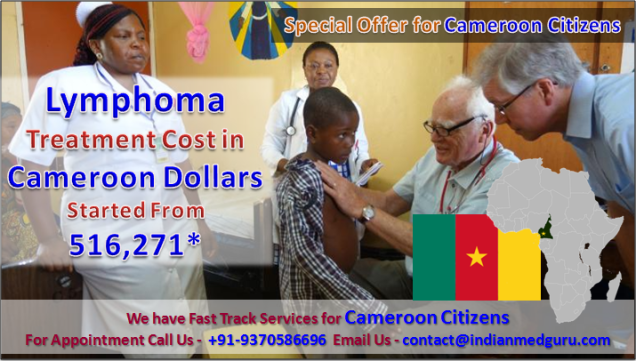 Lymphoma Treatment Cost in Cameroon Dollars